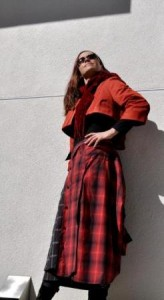 Francesca oh! Classic Shirtskirt