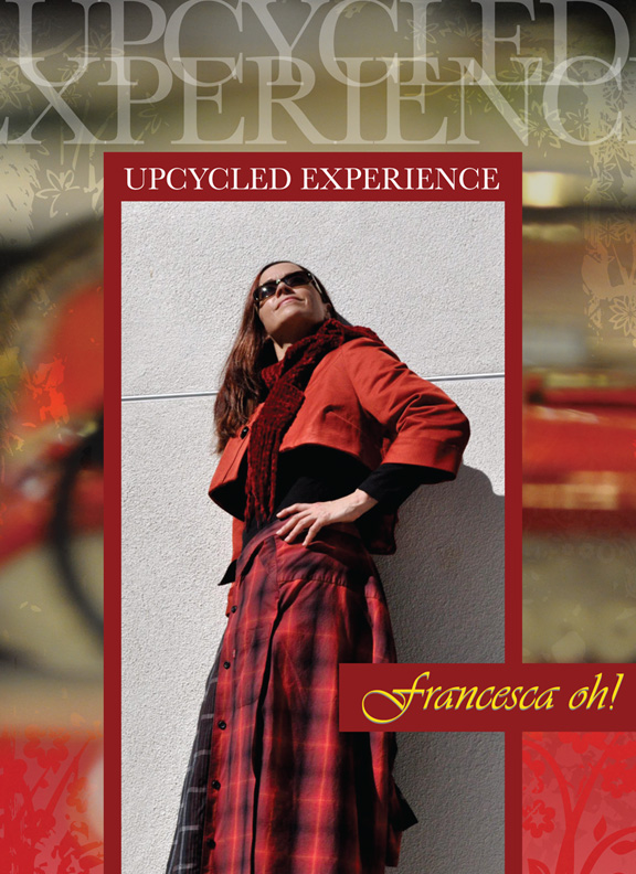 Francesca oh Upcycled Collection