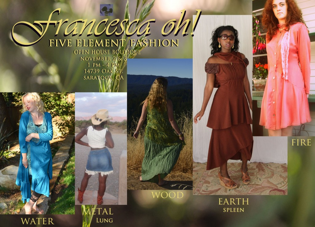 Five Element Fashion Part 4