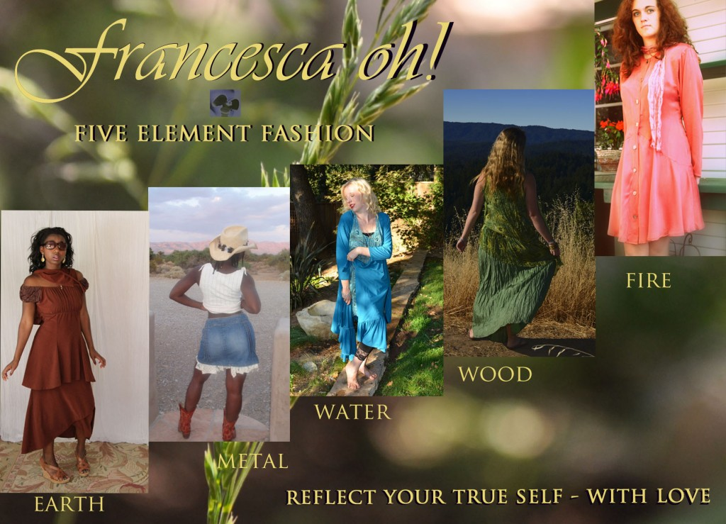 Five Element Fashion Blog