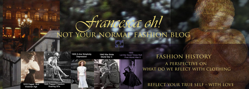 Fashion History Blog Slider