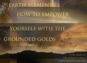 How to Empower with Grounded Gold