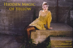 Hidden Magic of Yellow