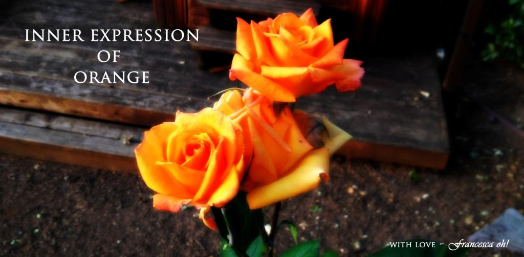 Inner Expression of Orange